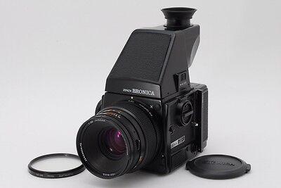 Пленочные фотокамеры 【EXC+++++】Zenza Bronica GS-1 Medium