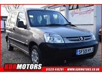 2009 Peugeot 1007 COMBI ORIGIN 1.4L PETROL - 15K - WHEEL CHAIR ADAPTED - F/S/H