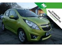 2011 61 Chevrolet Spark 1.2 LS+ LOW MILES FULL HISTORY