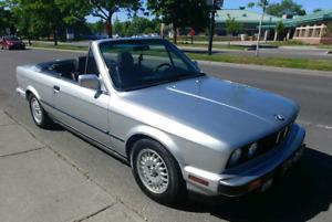 BMW E30 325i Convertible (1990)