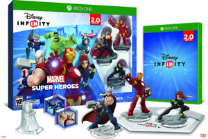 Selling Disney Marvel infinity 2.0 Game and Figures