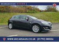 2012 Vauxhall Astra 1.6 16v Elite Auto 5dr Hatchback Petrol Automatic