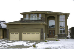 A beautiful custom built EXECUTIVE HOME in Skyview!