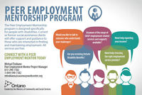Peer Employment Mentorship Program