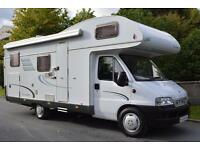 HYMER CLASSIC 644 6 BERTH FAMILY MOTORHOME