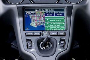 Mise a jour GPS Honda GoldWing 2006 et plus