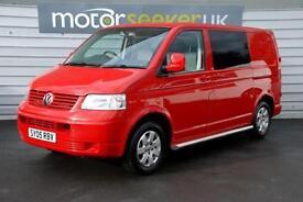2005 Volkswagen Transporter 1.9 TDI day Van body match bumpers full carpet a...