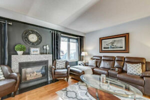 WELCOME TO THIS GORGEOUS 3 BR TOWNHOME IN PRIME NORTH OSHAWA!