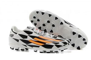Adidas F10 AG World Cup 2014 Artificial Grass Soccer Cleat New!