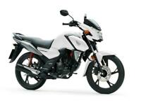 The All New Honda CB 125 F 2021 - Learner Legal / Commuter / 125cc