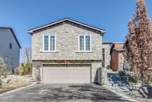 JUST LISTED! Bungalow For Sale In Bolton / Caledon Area
