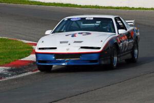 Race Car - Track Car