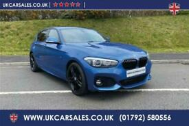 image for 2018 BMW 1 Series 2.0 118d M Sport Shadow Edition Sports Hatch (s/s) 5dr Hatchba