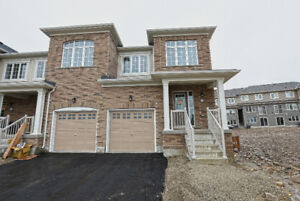 ***BRAND NEW*** 3 Bedroom End Unit Townhouse in East Guelph
