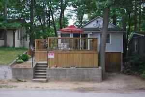 Grand Bend Cottages Available Amanda 226 663 8313 hot tubs