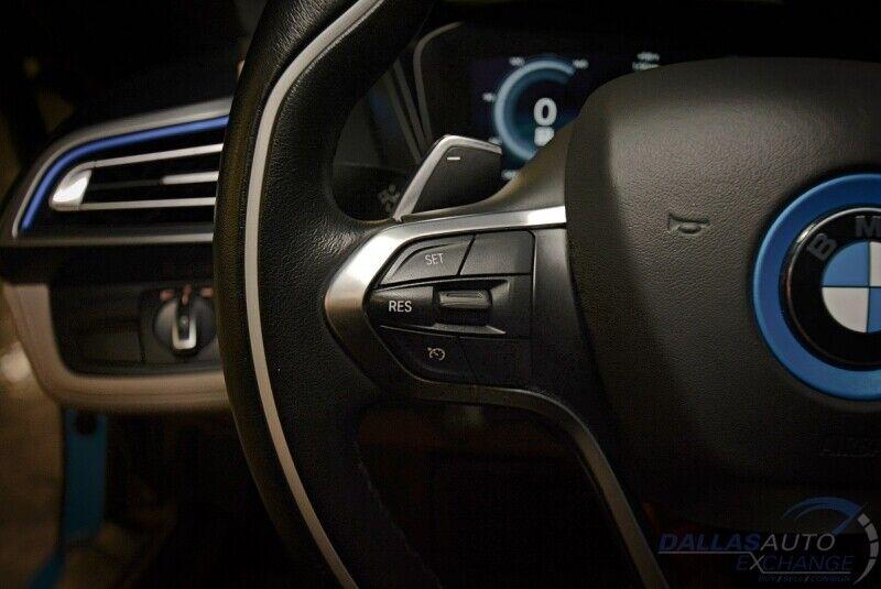 Image 21 Voiture Européenne d'occasion BMW i8 2015