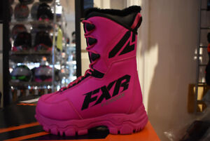 FXR WOMEN'S X-CROSS BOOT NOW IN STOCK AT HFX MOTORSPORTS