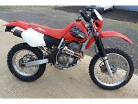 2001 Honda xr400 for sale