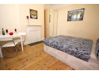 Single Room in a 5 Bed Flat share - 2 mins walk to New Cross Gate Station