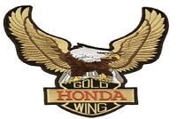 Gold Wing with reverse