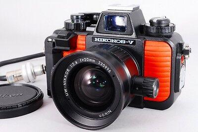 Пленочные фотокамеры [Near Mint] Nikon Nikonos
