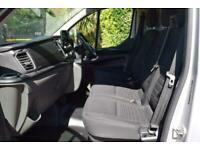2018 Ford Transit Custom 2.0 300 EcoBlue Limited L1 H1 EU6 5dr Panel Van Diesel