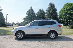 2008 Hyundai Santa Fe GL AWD- Certified, E Tested & Warranty!!