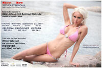 Casting for Calendar Models in Calgary