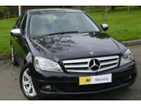 £0 DEPOSIT FINANCE*** Mercedes-Benz C220 2.1TD auto CDI SE