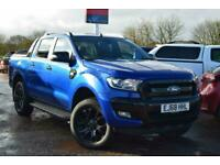 2018 Ford Ranger WILDTRAK 4X4 DCB TDCI Auto Pick Up Diesel Automatic