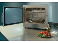 Whirlpool AGS 646 SMARTCOOK pizza oven / convection