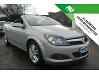 2007 57 VAUXHALL ASTRA 1.8 Twin Top Sport CONVERTIBLE