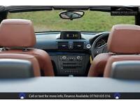 BMW 1 SERIES 120D M SPORT - 1 OWNER, £6K OPTIONS, Black, Manual, Diesel, 2008