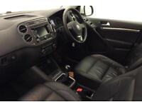 Volkswagen Tiguan 2.0TDI ( 140ps ) ( 4WD ) BlueMotion FROM £69 PER WEEK !