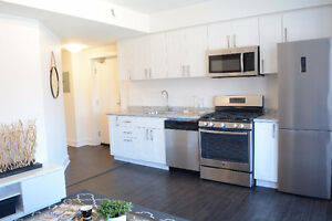 2 Bedroom, new renovation, Bright, clean, ensuite laundry, A/C!