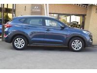 2018 HYUNDAI TUCSON 1.7 CRDi Blue Drive SE Nav 5dr 2WD