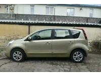 2009 Nissan Note 1.5 dCi Acenta 5dr MPV Diesel Manual
