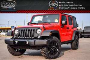 2017 Jeep Wrangler Unlimited Willys Wheeler