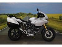 Ducati Multistrada 1100S **Ohlins Suspension, Oxford Heated Grips, Hand Guards**