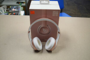 Beats by Dr Dre Solo2 Wireless Headphones Rose Gold #1904