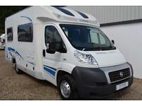 2007 Lunar Champ H591 4 Berth Motorhome For Sale