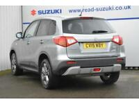 2015 Suzuki Vitara 1.6 SZ-T (Rugged Pack) 5dr Petrol grey Manual