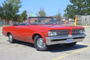 (reduced) 1964 Pontiac Tempest Convertible - original 326 V8