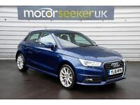 2016 Audi A1 1.4 TFSI S Line 5dr S Tronic Big spec retired driving forces sal...
