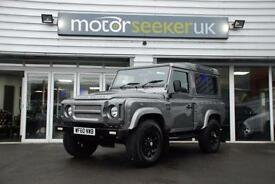2010 Land Rover Defender XS Station Wagon WIDE ARCH BODY KIT WORTH OVER 7000 ...