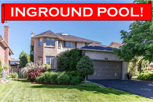 Price Reduction!! 4 Bedroom House for Sale Whitby/Oshawa Boarder