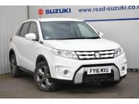 2016 Suzuki Vitara 1.6 DDiS SZ-T 5dr Diesel white Manual