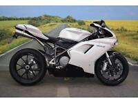 Ducati 848 **Tank Pad, Tinted Screen, Brembo Brakes, Seat Cowl**