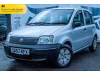 2007 FIAT PANDA 1.1 ACTIVE 5DR LOW MILEAGE LOW INSURANCE IDEAL FIRST CAR HATCHBA