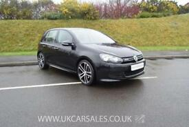 2010 Volkswagen Golf 1.6 TDI BlueMotion Tech 5dr